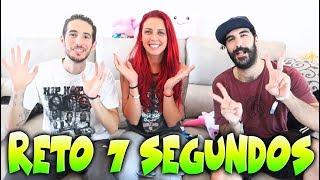 RETO DE LOS 7 SEGUNDOS!! NO PUEDE ACABAR MEJOR!!