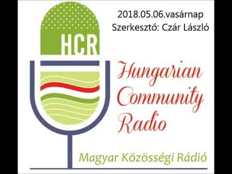 Magyar Kozossegi Radio Adelaide 20180506 Czar Laszlo