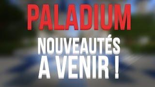 Les Nouveautés à Venir Sur Paladium ! Tinkers Construct, Flan's, Skins...