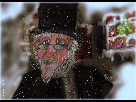 Radioteatro: Cuento de Navidad de Charles Dickens.