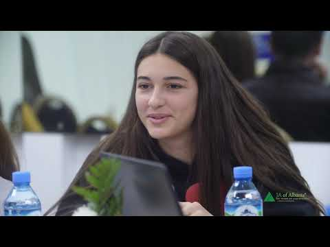 Finance Boot Camp  JA of Albania
