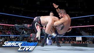 Bobby Roode vs. Mike Kanellis: SmackDown LIVE, Oct. 3, 2017