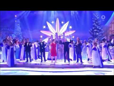 Florian Silbereisen, Semino Rossi, Gayle Tufts, Helmut Lotti en André Rieu   Mary's Boychild