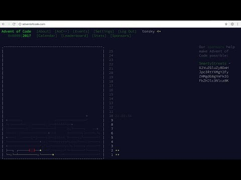 Clojure Programming: Решаем AdventOfCode 2017 (задачи 3..9)