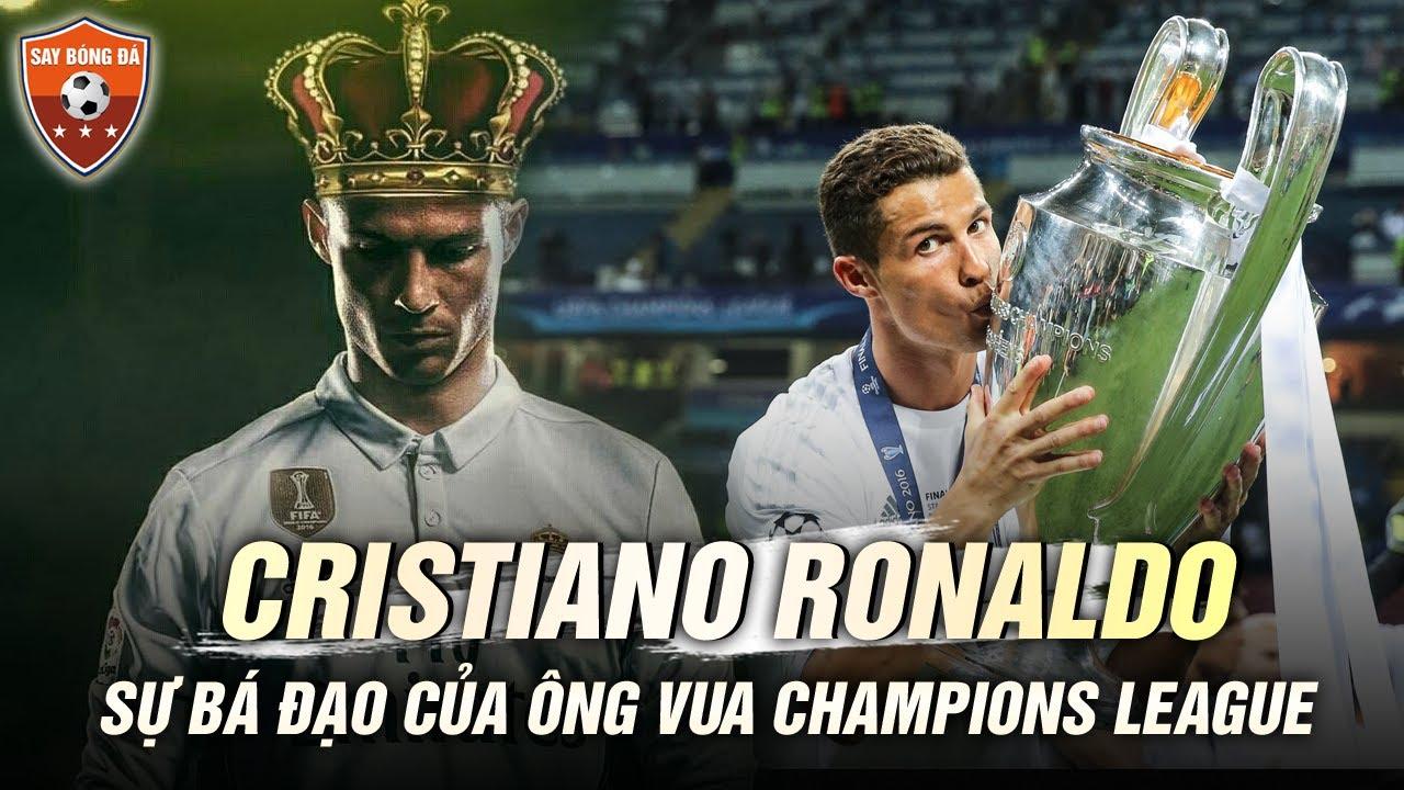 Những kỷ lục đỉnh cao của Ronaldo ở Champions League