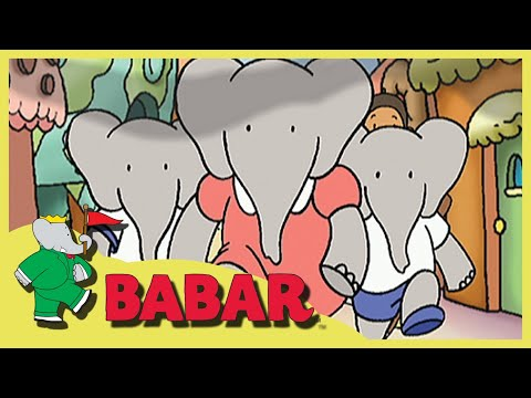 Babar | Land of the Treats: Ep. 76
