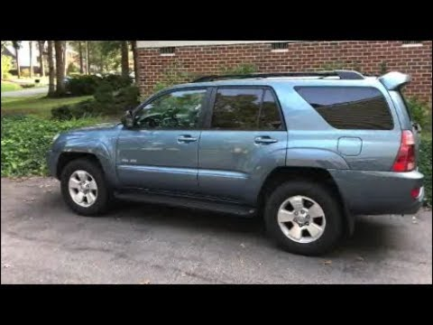 2005 Toyota 4runner Gas Fuel Gauge Problem Fixed