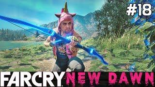 FAR CRY New Dawn Gameplay PL [#18] POSTERUNKI na 3 GWIAZDY /z Skie