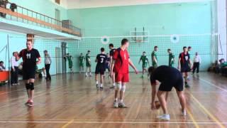 Универсиада по волейболу 2015г. (часть 4)