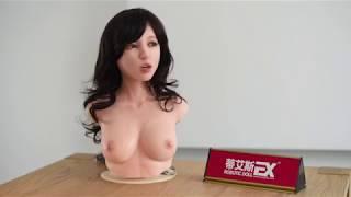 Sex Robot Bust Prototype