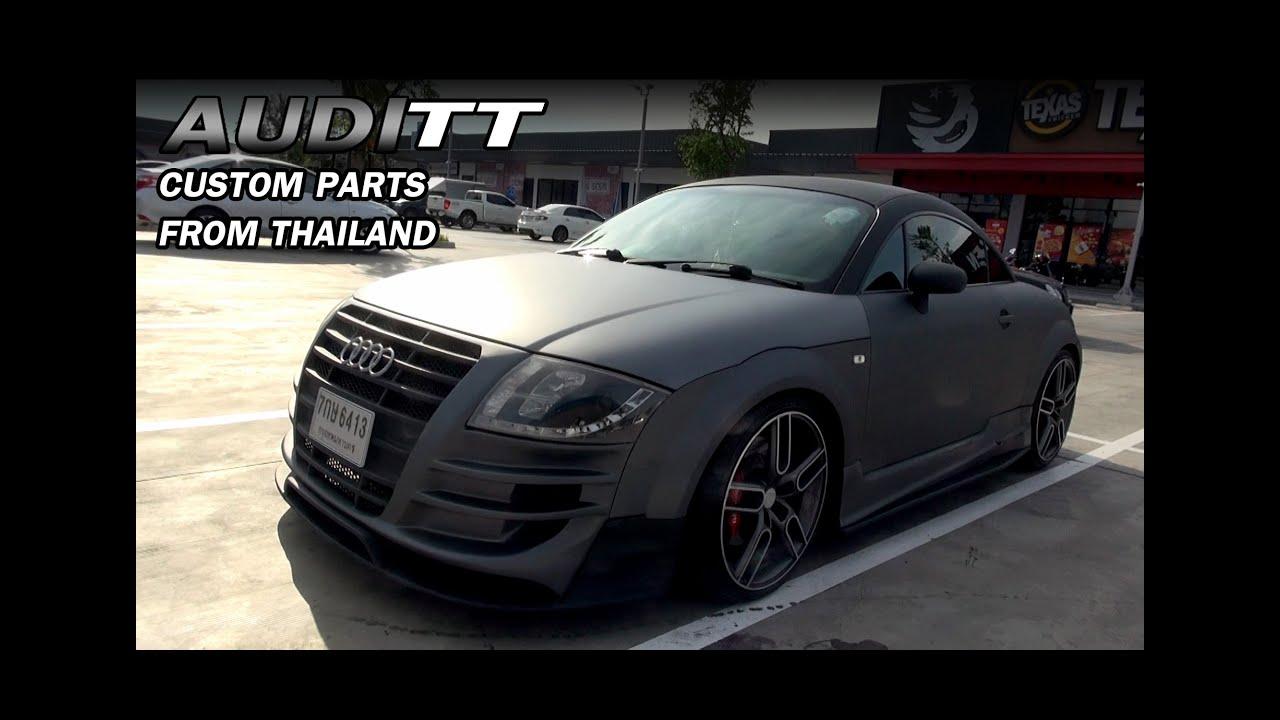 CUSTOM PARTS  Audi TT MK1  THAILAND