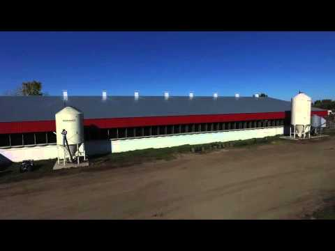 Saskatchewan Dairy Farm For Sale