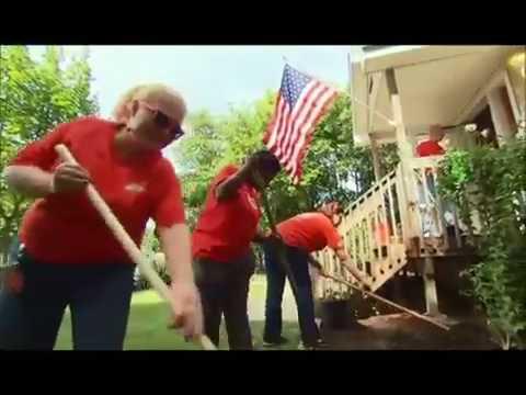 News 12 Long Island | 09/21/16 | Home Depot/Bellport Veterans Home
