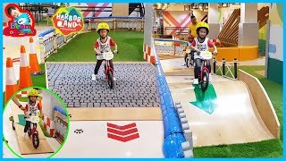 น้องบีม | Little Bike เล่นสวนสนุก ฮาร์เบอร์พัทยา