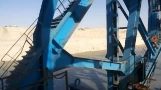 قناة السويس الجديدة: لقطات حصرية من داخل الكراكة الصديق بورسعيد