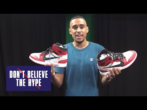 Virgil Off-White Jordans: Don't Believe The Hype
