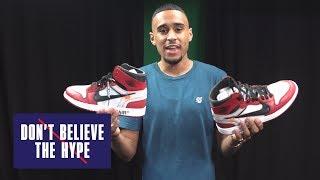 Virgil Off-White Jordans: Don