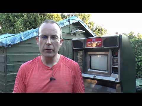Sega Mega Tech System - 1989 Arcade Machine
