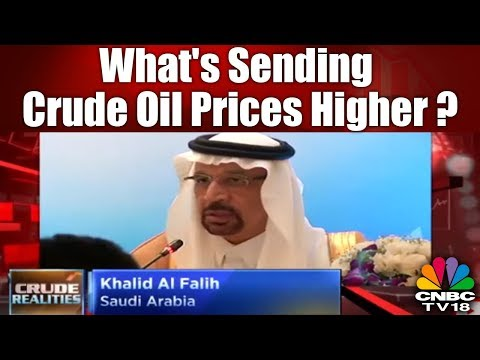What's Sending Crude Oil Prices Higher? | Trump Vs Putin | Crude Realities | CNBC TV18