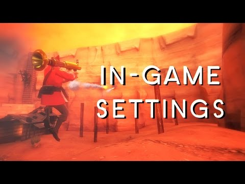 TF2 Jump Info Tutorial #2: In-game settings