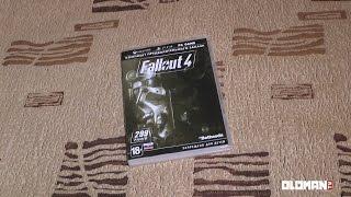 Распаковка Fallout 4 Коллекционное Издание Fallout 4 Pip Boy Edition