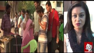 Pattathu Yaanai Making | Vishal, Aishwarya Arjun, Santhanam | Vikatan TV