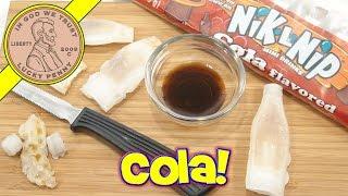 Nik-L-Nip Mini Drinks, Cola Flavor!