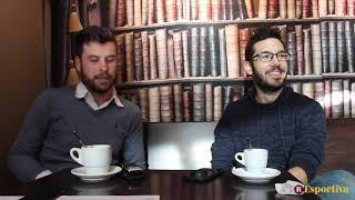 Un cafè amb Andreu Juanola: