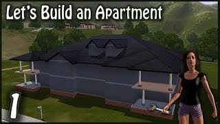 The Sims 3 - Let's Build An Apartment (episode 1)