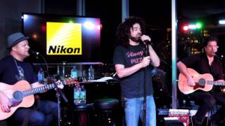 Counting Crows LIVE Unplugged & Acoustic - If I Could Give All My Love (Richard Manuel is Dead)