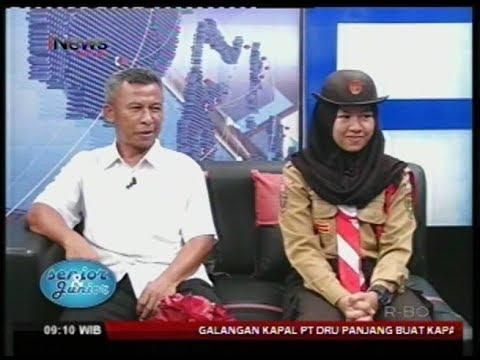 Eps#136/30 November 2017 Senior & Junior Ana Ananda Rahma, Siswi MTS Negeri 1 Bandar Lampung