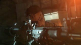 Трейлер Metal Gear Solid 5: The Phantom Pain с Gamescom 2015