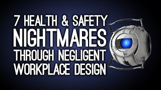 7 Health & Safety Nightmares Down to Insanely Negligent Workplace Design (in Games)
