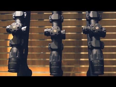 SHOT Show 2017   U.S Optics   New B-Series Optics