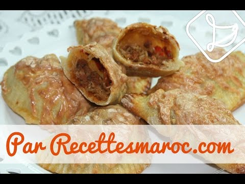 chaussons-farcis-au-boeuf-&-vermicelle---beef-stuffed-rghaif-turnovers---شوصون-باللحم-المفروم