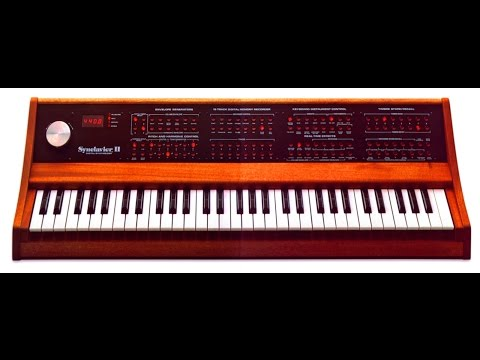 The Incredible Sounds of Synclavier II (1981)