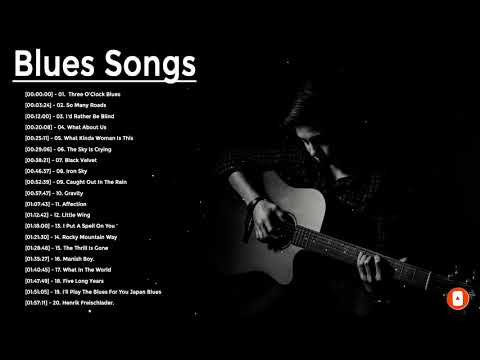 Download Modern Dirty Blues Rock and Badass - Top 20 Blues Rock Songs Playlist