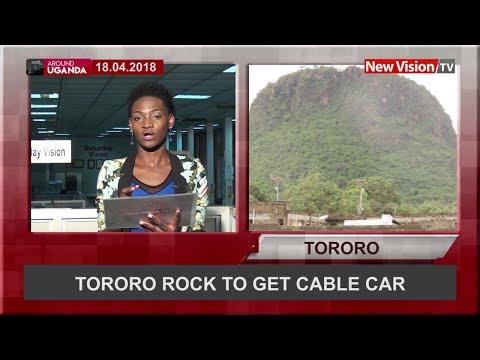 Around Uganda: Tororo rock to get cable car