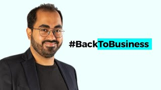 BackToBusiness with SoCheers' Siddharth Devnani