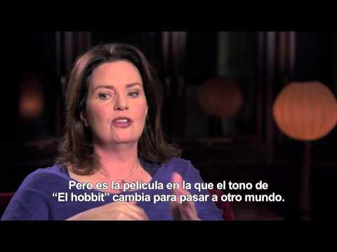 El Hobbit: La Batalla de los Cinco Ejércitos - Entrevista Philippa Boyens