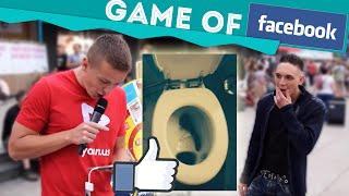 Models, Kackwürste und Abtreibungen | Game of Facebook