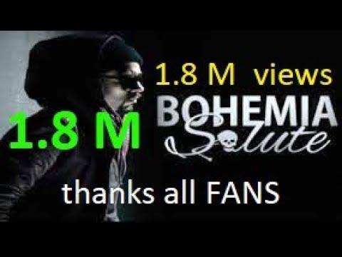 SALUTEFT''BOHEMIA''official video