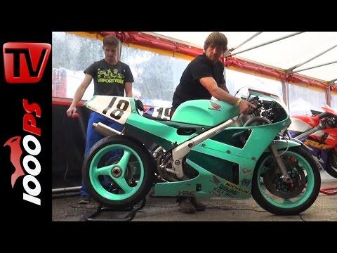 Honda RC30 Eagle-Racing | Christian Zwedorn | Schwanenstadt 2016 Foto