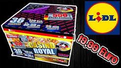 WECO CASINO ROYAL BATTERIE | LIDL 19,99€ | Silvester2k