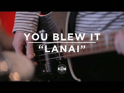 """You Blew It - """"Lanai"""" (Live @ WDBM)"""