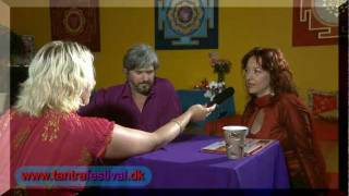 Interview (part 3) with Mihai and Adina Stoian at the TantraFestival in Copenhagen September 2011.