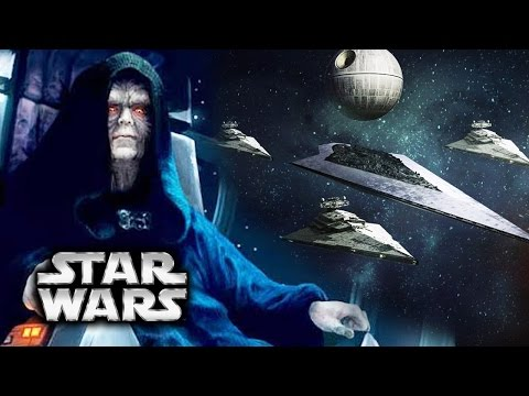 The Emperor's Missing Super Star Destroyer - Star Wars Revealed, Theory Explained