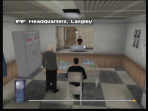 Mission Impossible N64 Playthrough Mission 3 Cia Escape