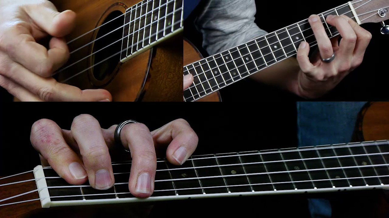 Yesterday by the beatles ukulele chord melody lesson youtube yesterday by the beatles ukulele chord melody lesson hexwebz Images