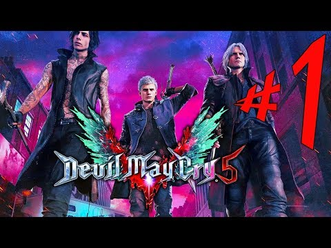 Devil May Cry 5 - Parte 1: Membros Despedaçados! [ PS4 Pro - Playthrough ] thumbnail